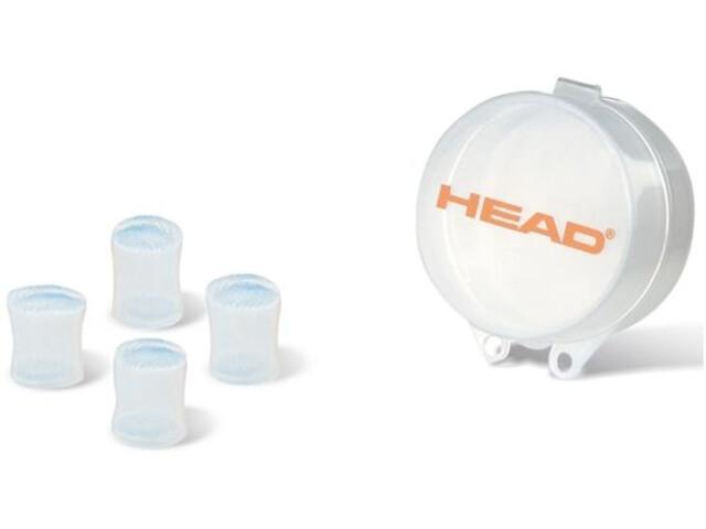 HEAD Ear Plug Silicone Moulded Orange (OR)